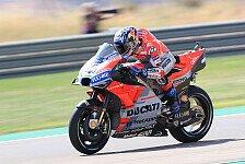 Andrea Dovizioso schreibt MotoGP-Titel endgültig ab