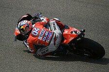 MotoGP Thailand 2018: Dovizioso holt Bestzeit, Lorenzo crasht