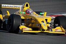 WS by Renault - Nürburgring, Tag 1