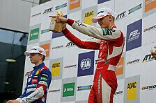 Mick Schumacher: 5. Sieg in Folge - Formel-3-Titel rückt näher