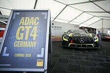 Neue ADAC GT4 Germany 2019 nimmt Form an: Erster Ausblick