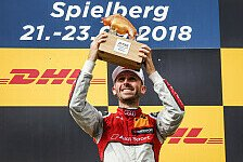 DTM 2018 Red Bull Ring: Rennen 2 am Sonntag