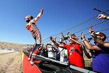 Marc Marquez sicher: In Aragon mit Risiko zum Sieg