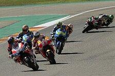 MotoGP: Neue Startzeiten für Aragon-GP