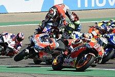 MotoGP - Marquez nach Lorenzo-Kritik: Verschwende keine Zeit