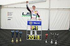 ADAC Formel 4 2018: Rookiechampion David Schumacher im Porträt