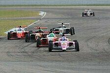 ADAC Formel 4: Niklas Krütten bester Rookie in Gesamtwertung