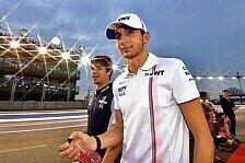 Formel 1, Ocon verteidigt Stroll: Hass gegen ihn nicht normal