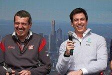 Formel-1-Fahrer 2019: Haas zieht Mercedes-Junioren in Betracht