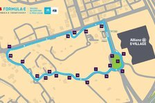 Formel E 2018: Strecke für Saisonstart in Riad vorgestellt