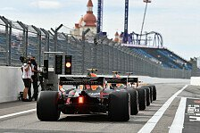 Formel 1: Strafen-System nach 'dummer' Sochi-Farce vor Neuerung