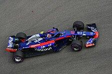 Formel 1 Sotschi, Toro Rosso trotz Motoren-Strafe: Danke Honda!