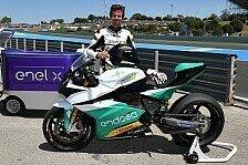 MotoE: Nico Terol startet für das Angel Nieto Team