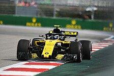 Formel 1 Sotschi: Renault dank Taktik-Trick im Reifen-Vorteil