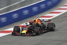 Red Bull in Russland vor Ferrari: Keine Reue wegen Motorstrafe