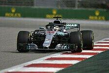 Formel 1 Sotschi: Hamilton gewinnt Qualifying-Generalprobe