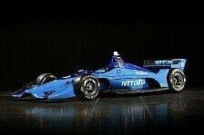 Felix Rosenqvist in IndyCar-Serie zu Chip Ganassi Racing