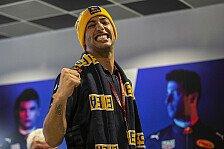Formel 1 USA, Ricciardo: Kann Podestflaute in Austin beenden