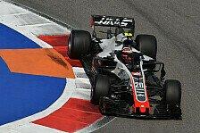 Haas, Force India, Sauber in Sotschi: Hypersoft-Angst geht um