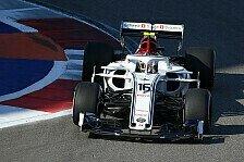 Formel 1, Leclerc gedenkt Bianchi: Emotionales Japan-Wochenende