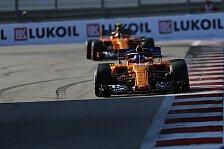 Formel 1, Alonso zu schnell für Teamwork: Zufällig vor Stoffel