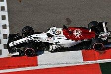 Nach Formel-1-Aus: Marcus Ericsson plant Wechsel in die IndyCar