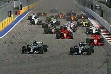 Formel 1 Sotschi: Ferrari wieder siegfähig? Zweifel am Update