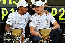 Formel 1 Sotschi, Mercedes verteidigt Teamorder: Vettel-Gefahr