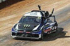 Rallycross 2018: VW-Star Kristoffersson ist WRX-Weltmeister