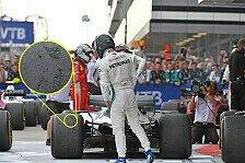 Formel-1-Analyse Sotschi: Mercedes-Stallorder erklärt