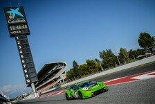 Aufholjagd deluxe für GRT Grasser Racing Team in Barcelona
