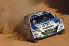 WRC - Stohl feiert in Neuseeland WRC-Comeback