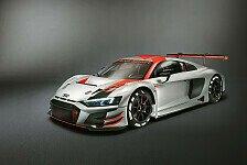 Audi R8 LMS: So sieht die Evolutionsstufe des GT3-Rennautos aus