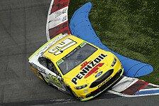 NASCAR Charlotte: Ryan Blaney gewinnt dramatisches Roval-Chaos