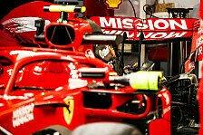 Formel 1 Japan: Ferrari und Vettel stellen neue Lackierung vor