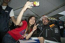 Formel 1, Alonso feiert Karriere-Ende: Jedes Rennen ein Fest