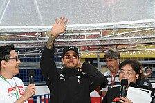 Hamilton wundert sich: Ferraris Teamorder-Verzicht ihr Problem