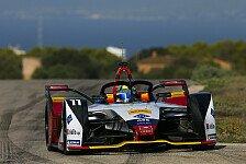 Formel E - Video: Audi: Neues Formel-E-Auto im Video vorgestellt