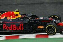 Formel 1 Japan: Verstappen schimpft, Red Bulls Setup krampft