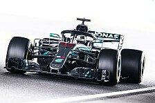 Formel 1: Hamilton berauscht von Suzuka, Wolff bremst Euphorie