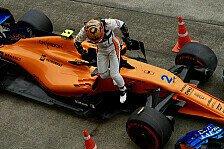 Formel 1 für Vandoorne nicht alles: Formel E bietet Racing