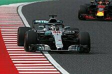 Formel 1, Japan: Hamilton auf Pole, Vettel erlebt Debakel