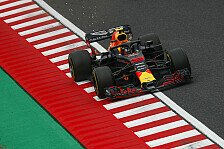 Formel 1, Verstappen trotz Platz 3: Red-Bull-Podium wird schwer
