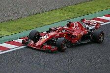 Formel 1 Japan 2018: Ticker-Nachlese zur Hamilton-Pole