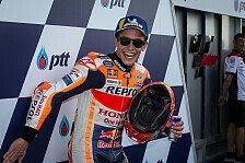 Marc Marquez schreibt mit Pole in Thailand MotoGP-Geschichte