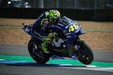 Valentino Rossi auf P2: Warum läuft es in Thailand?