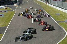 Formel 1 2018: Japan GP - Rennen