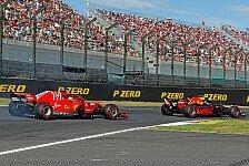 Formel 1 Live-Ticker Japan 2018: Vettel wirft WM-Chance weg