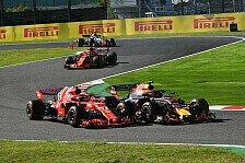 Formel 1: Verstappen beschuldigt Räikkönen, Strafe lächerlich