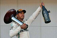 Formel 1, Hamilton überrascht: Vettel-Krise nicht erwartet